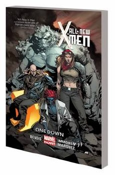 All New X-Men Tp Vol 05 One Down