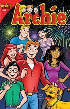 Archie #666 Reg Cvr