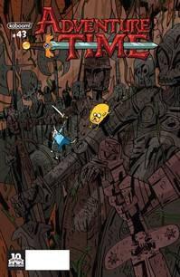 Adventure Time #43 (C: 1-0-0)