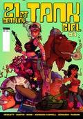 21st Century Tank Girl #3 (Of3) Reg Parson (Mr)