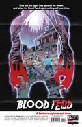 Blood Feud #1 (Of 5) Cvr A