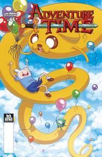 Adventure Time #46 (C: 1-0-0)