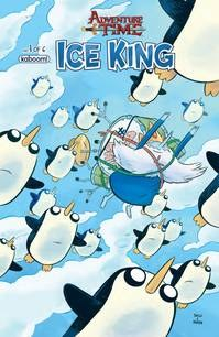 Adventure Time Ice King #1 (C: 1-0-0)