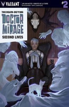 Dr Mirage Second Lives #2 (Of 4) Cvr A Djurdjevic