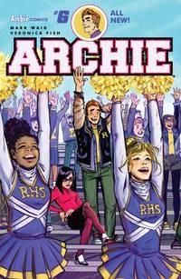 Archie #6 Veronica Fish Reg Cvr A