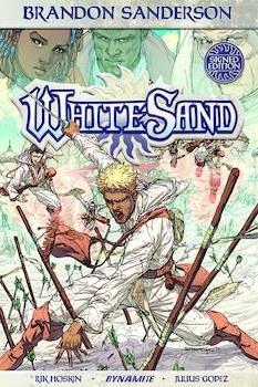 Brandon Sanderson White Sand Hc Vol 01 (C: 0-1-2)
