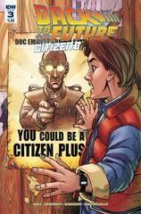 Back To The Future Citizen Brown #3 (Of 5)
