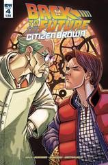 Back To The Future Citizen Brown #4 (Of 5)