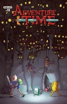 Adventure Time #55 (C: 1-0-0)