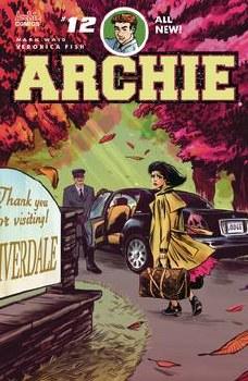 Archie #12 Cvr A Reg Veronica Fish