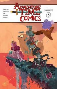 Adventure Time Comics #3 (C: 1-0-0)