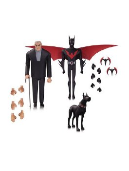 Batman Animated Batman BeyondAf 3 Pack