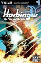 Lcsd 2016 Harbinger Renegade #1 Cvr K Segovia Var