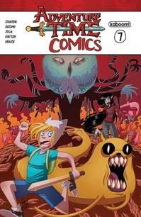 Adventure Time Comics #7 (C: 1-0-0)