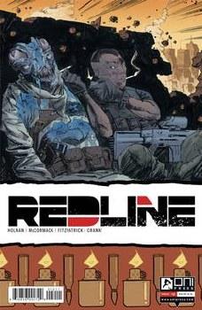 Redline #2 (Mr)