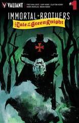 Immortal Brothers Green Knight #1 Cvr A Nord