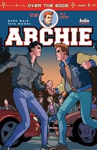 Archie #20 Cvr A Reg Pete Woods