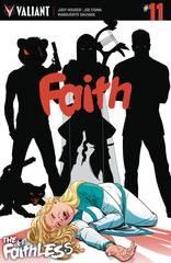 Faith (Ongoing) #11 Cvr A Kano