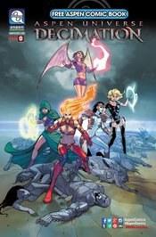 Aspen Universe Decimation #0 (Net)