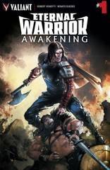 Eternal Warrior Awakening #1 Cvr A Crain