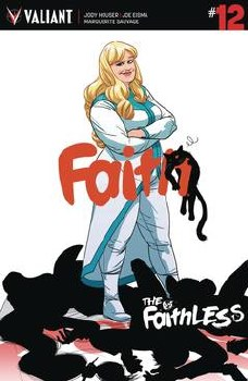Faith (Ongoing) #12 Cvr A Kano