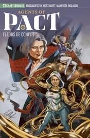 Agents Of Pact Tp Vol 01 Fleurs De Conflit