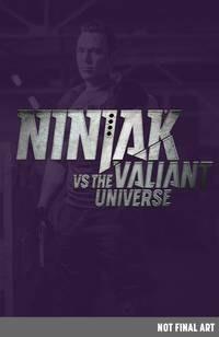 Bloodshots Day Off #1 Cvr C Ninjak Vs Valiant Univ Var