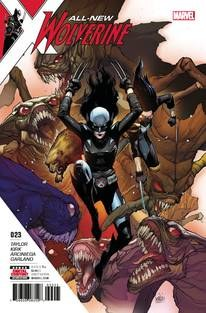 All New Wolverine #23