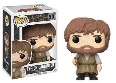 Pop Game Of Thrones Tyrion 3 Vinyl Figure (C: 1-1-2)
