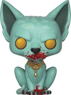 Fcbd 2018 Pop Saga Bloody Lying Cat Px Vin Fig (C: 1-1-2)