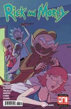 Rick & Morty #37 Cvr A