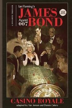 James Bond Casino Royale Hc Signed Ed (C: 0-1-2)