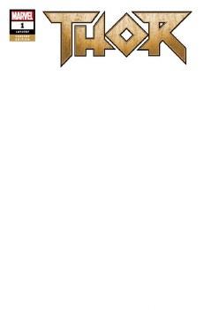 Thor #1 Blank Var