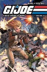 Gi Joe A Real American Hero Tp Vol 21
