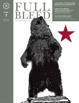 Full Bleed Comics & Culture Quarterly Hc Vol 02