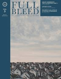 Full Bleed Comics & Culture Quarterly Hc Vol 03
