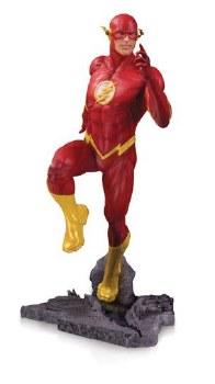 Dc Core The Flash Pvc Statue
