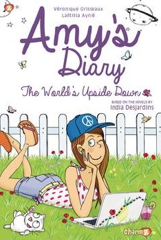 Amys Diary Gn Vol 02 Worlds Upside Down