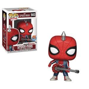 Pop Marvel Spider-Punk Px Vinyl Figure (C: 1-1-2)