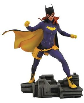 Dc Gallery Batgirl Comic Pvc Figure (C: 1-1-2)