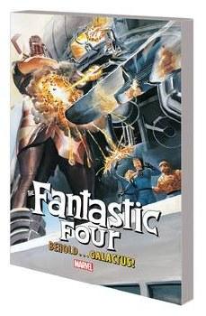Fantastic Four Tp Behold Galactus