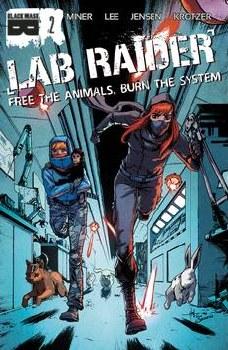 Lab Raider #2 (Of 4) (Mr)