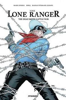 Lone Ranger Devils Rope Tp