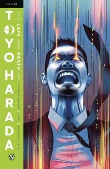 Life & Death Of Toyo Harada #3 (Of 6) Cvr B Ganucheau