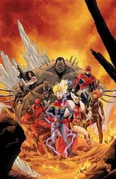War Of Realms Strikeforce War Avengers #1 #1