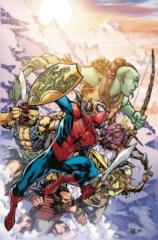 War Of Realms Spider-Man & League Of Realms #1 (Of 3)