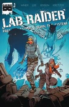 Lab Raider #3 (Of 4) (Mr)