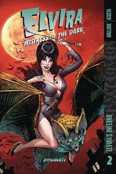 Elvira Mistress Of Dark Tp Vol 02