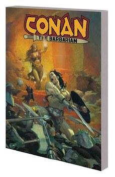 Conan The Barbarian Tp Vol 01 Life And Death Of Conan Book O