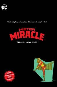 Mister Miracle Hc (Mr)